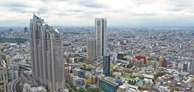 صورة جديد أكبر خمس مدن في العالم