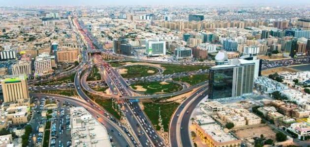 صورة جديد أكبر مدينة في السعودية