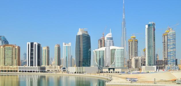 صورة جديد معالم دبي