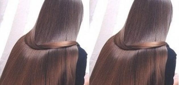 صورة جديد كيفية جعل الشعر ناعم كالحرير