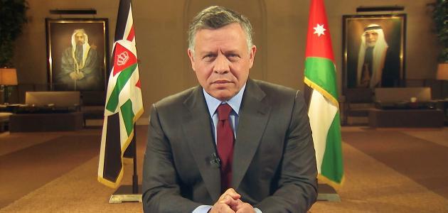 صورة جديد تعبير عن الملك عبدالله بن الحسين