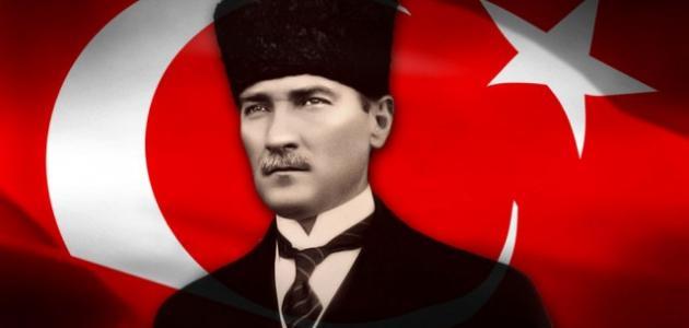 صورة جديد من هو مؤسس تركيا الحديثة