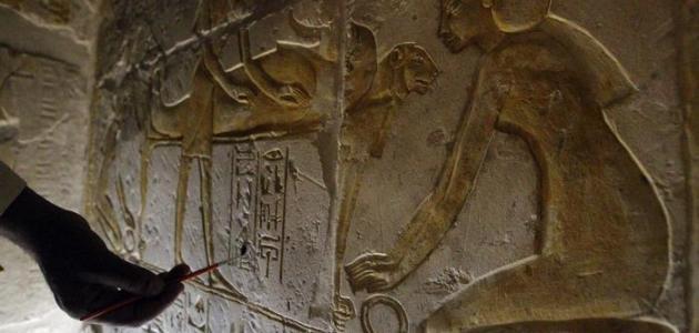 صورة جديد آثار فرعونية قديمة