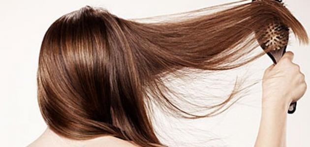صورة جديد القهوة لتطويل الشعر