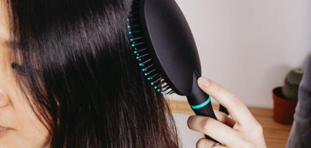 صورة جديد كيفية صنع مثبت الشعر في المنزل