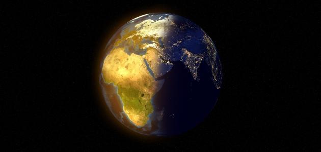 صورة جديد أكبر قارة من حيث عدد السكان