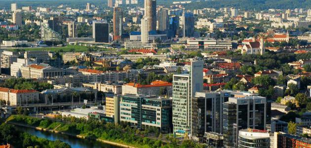 صورة جديد أين تقع دولة ليتوانيا