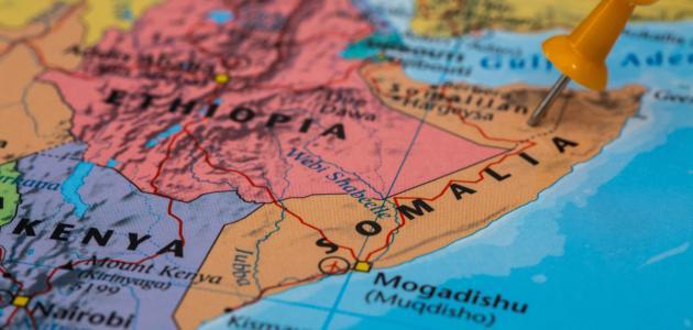 صورة جديد أين تقع الصومال