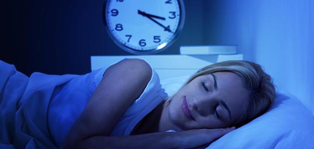 صورة جديد فوائد النوم ليلاً