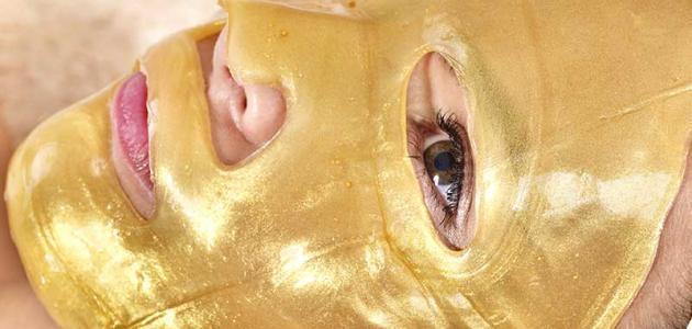صورة جديد فوائد الذهب للبشرة