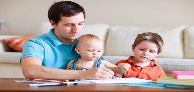 صورة جديد كيف تكون تربية الأطفال