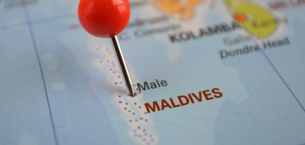 صورة جديد أين تقع جزر المالديف
