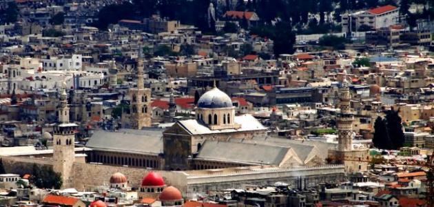 صورة جديد متى تم فتح دمشق