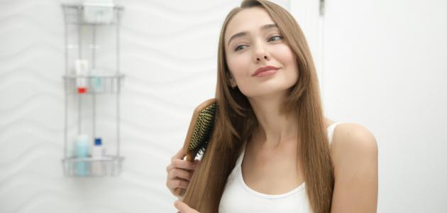 صورة جديد كيفية صبغ الشعر باللون البني