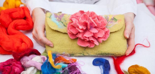صورة جديد كيفية صنع حقيبة يد بسيطة
