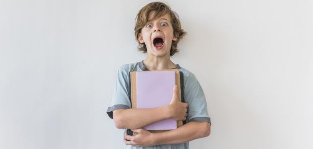 صورة جديد أسباب عصبية الأطفال