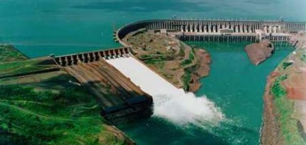 صورة جديد أين يوجد أكبر سد في العالم