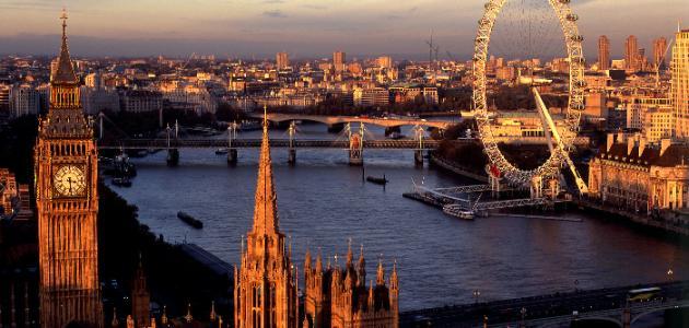 صورة جديد مدينة لندن في بريطانيا