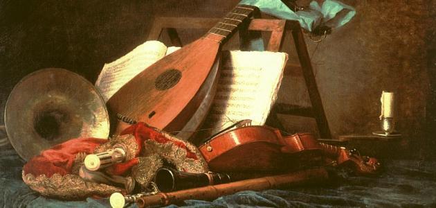 صورة جديد أنواع الآلات الموسیقية