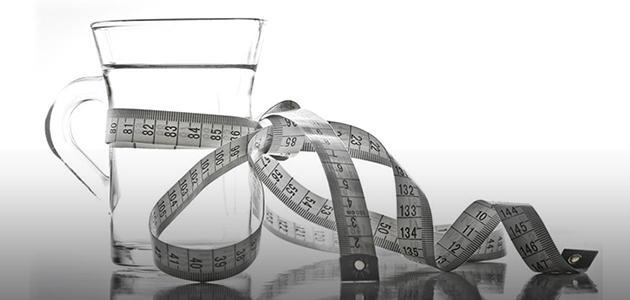 صورة جديد هل الماء ينقص الوزن