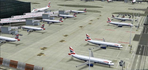 صورة جديد أين يقع مطار هيثرو