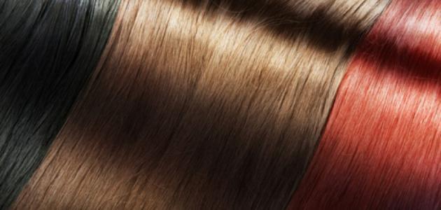 صورة جديد كيفية مزج ألوان الصبغة للشعر