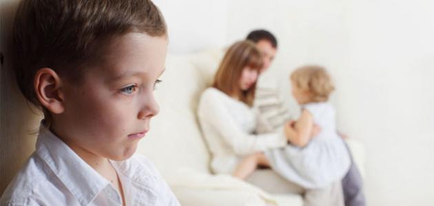 صورة جديد مظاهر الغيرة عند الأطفال