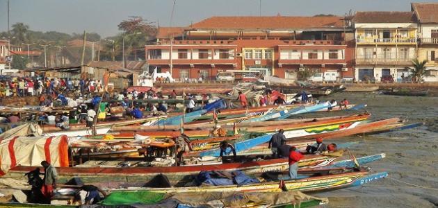 صورة جديد جمهورية غينيا في أفريقيا