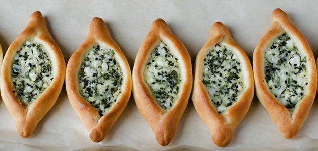 صورة جديد فطائر تركية بجبنة الفيتا