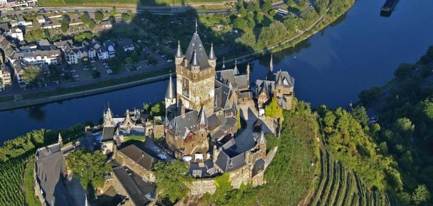 صورة جديد تقرير عن السياحة في ألمانيا