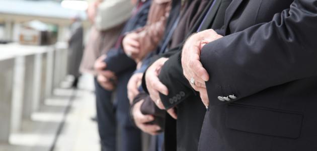 صورة جديد كيفية صلاة الجنازة