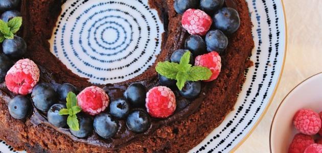 صورة جديد كيفية تحضير كعكة الشوكولاتة سهلة