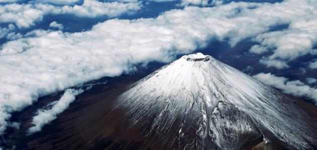 صورة جديد أين يقع جبل فوجي ياما