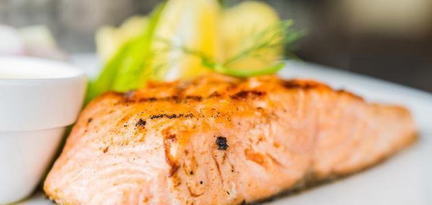 صورة جديد طريقة تحضير سمك السلمون بالفرن