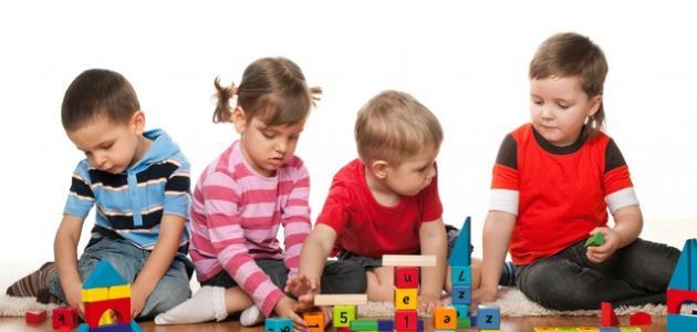 صورة جديد أهمية اللعب عند الأطفال