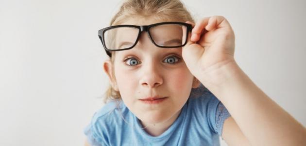 صورة جديد علامات ضعف النظر عند الأطفال