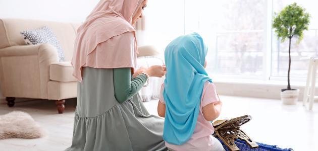 صورة جديد كيف تصلي المرأة صلاة العيد في البيت