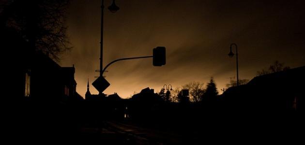صورة جديد أسباب انقطاع التيار الكهربائي