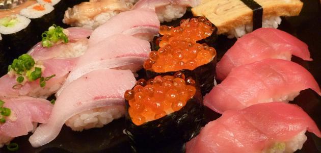 صورة جديد ما هي أكلة السوشي