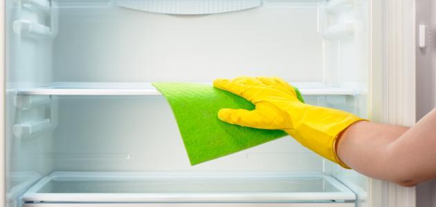 صورة جديد كيفية تنظيف الثلاجة