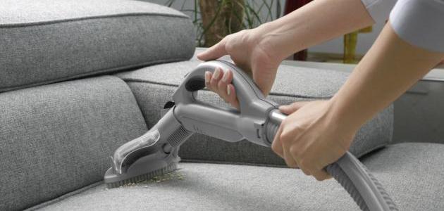 صورة جديد أفضل طريقة لتنظيف الكنب