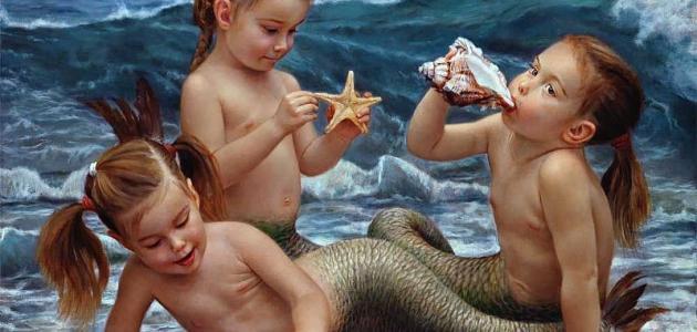 صورة جديد ما هي حورية البحر