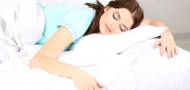 صورة جديد ما هو النوم الصحي للحامل
