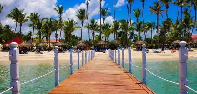 صورة جديد أين تقع دولة الدومينيك