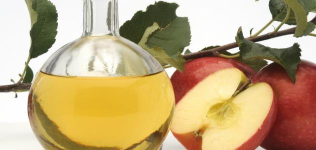 صورة جديد كيف أستخدم خل التفاح للقشرة