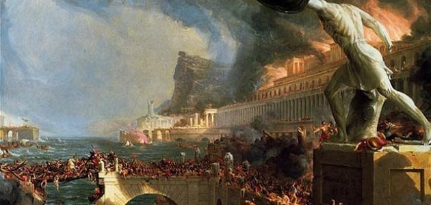 صورة جديد سقوط الإمبراطورية الرومانية