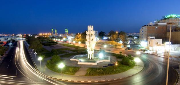 صورة جديد مدينة تبوك السعودية