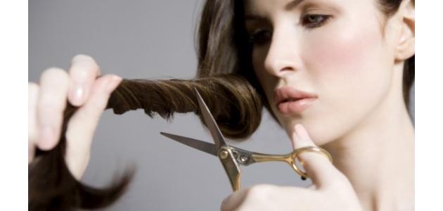 صورة جديد طريقة قص الشعر في المنزل