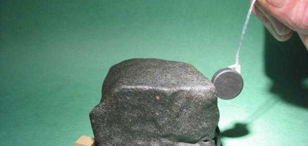 صورة جديد كيف تعرف حجر النيزك