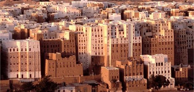 صورة جديد بلدة شبام حضرموت